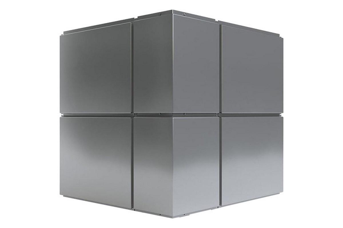 Фасадные кассеты для внутренней отделки (КВО)