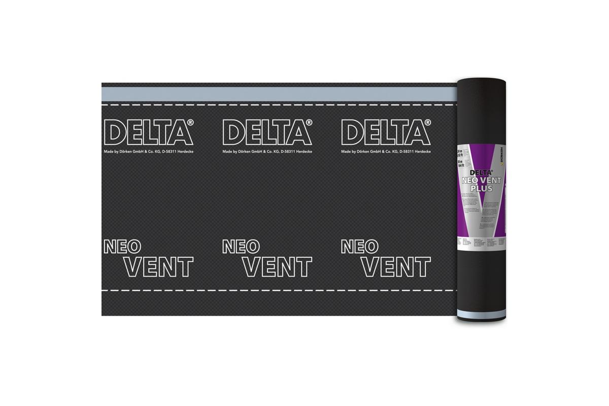 Плёнки и мембраны Delta