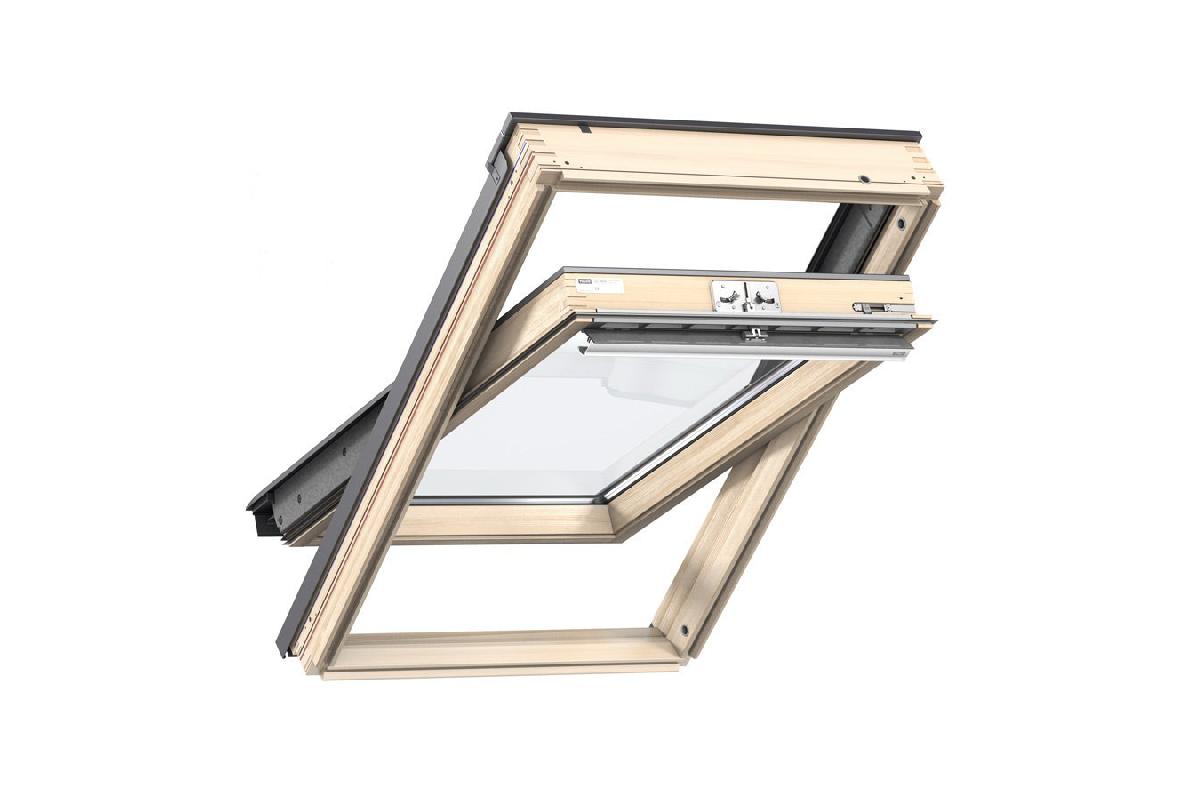 Мансардное окно Velux Стандарт +